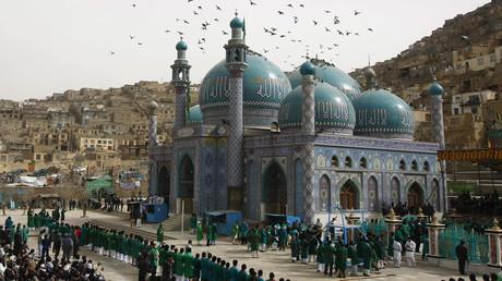 Hazrat Ali (Kart-i-Sakhi) in Kabul © Omar Sobhani