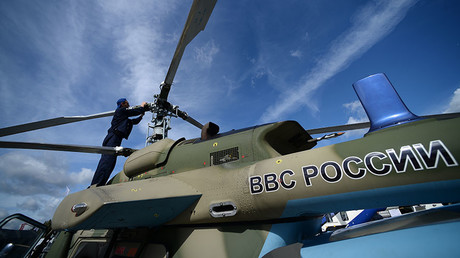Ka-226T utility helicopter © Maksim Blinov
