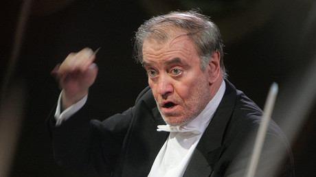 Russian Maestro Gergiev to perform with French National Orchestra, under fire for 'Putin friendship'