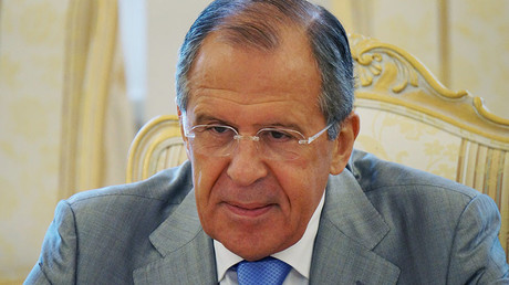 Lavrov made the comments on CNN. ©Ministry of Foreign Affairs of the Russian Federation