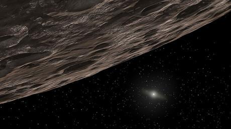 JPL-Caltech / T. Pyle (SSC)