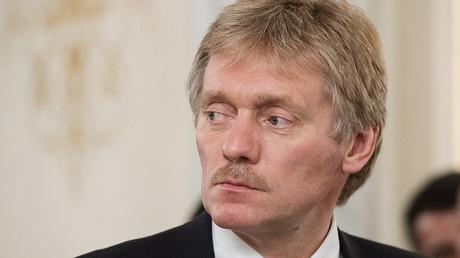 Russian presidential spokesman Dmitry Peskov © Sergey Guneev