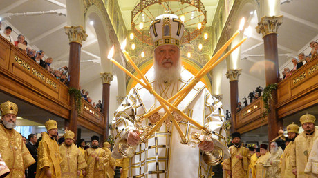 Patriarch Kirill: Churches in Russia, UK served as bridge between our countries for centuries