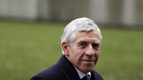 Britain's former foreign minister Jack Straw © Stefan Wermuth