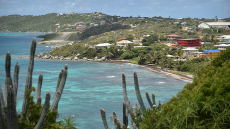 A view of Virgin Gorda during Summer Sizzle British Virgin Islands 2016. © Mike Coppola