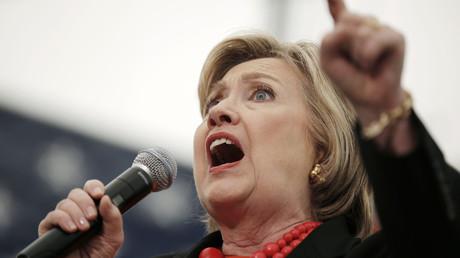 U.S. Democratic presidential candidate Hillary Clinton © Mike Segar