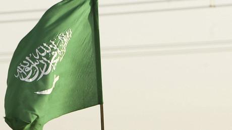 Saudi Arabia's national flag © Fahad Shadeed