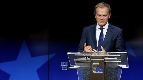 European Council President Donald Tusk © Francois Lenoir