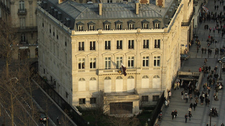 Embassy of Qatar in Paris © Krokodyl / Wikipedia