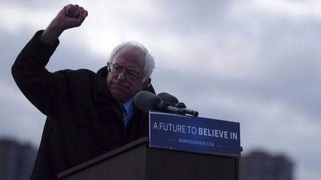U.S. Democratic presidential candidate Bernie Sanders © Darren Ornitz