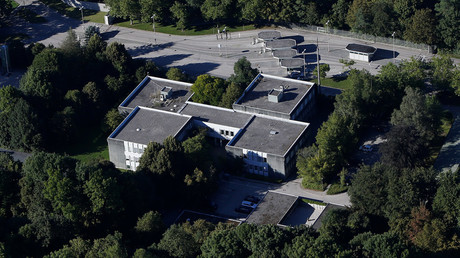 General view shows Germany's intelligence agency Bundesnachrichtendienst (BND) headquarters in Pullach near Munich, Germany August 24, 2016. © Michaela Rehle