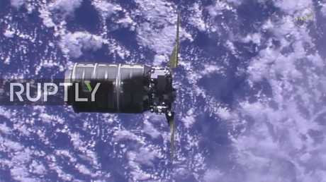 Cygnus cargo spacecraft successfully resupplies Int'l Space Station