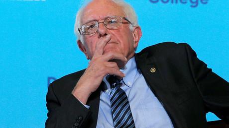 U.S. Senator Bernie Sanders © Brian Snyder