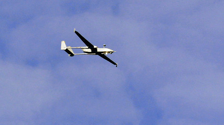 An Israel Aero Space Industries (IAI) Heron 1 unmanned aerial vehicle (UAV) © Arnd Wiegmann