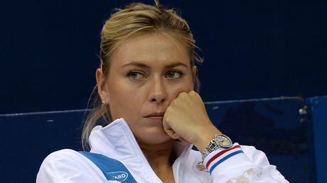Maria Sharapova (Russia) © Alexey Filippov