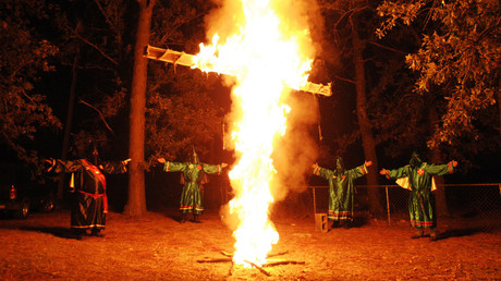 Members of the Ku Klux Klan (KKK) © Rainier Ehrhardt