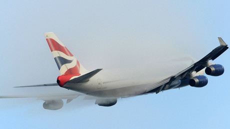 FILE PHOTO: A British Airways Boeing @ Toby Melville