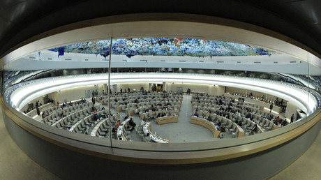 18th Session of Human Rights Council © United Nations Photo Follow