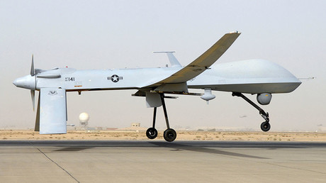 US uses Tunisia as drone base for Libya operations - report