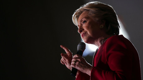 U.S. Democratic presidential candidate Hillary Clinton © Carlos Barria