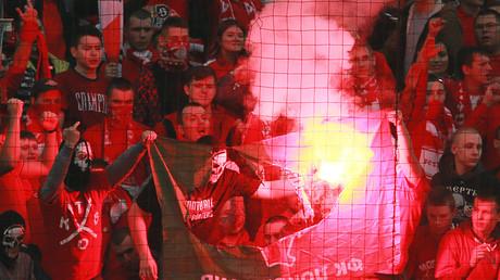 Spartak fans © Anton Denisov