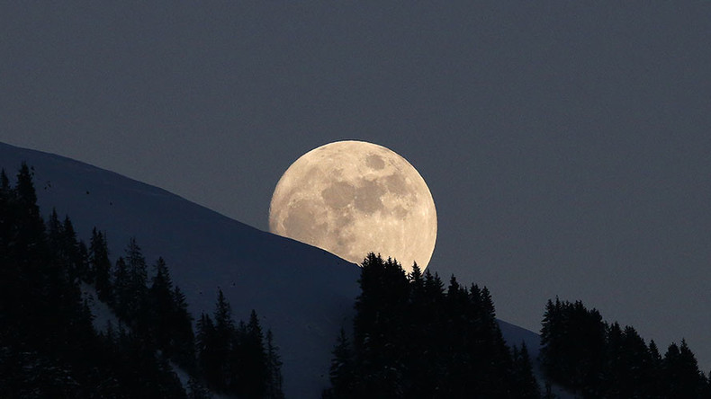 Back to the Moon: NASA seeks small payloads for lunar ...