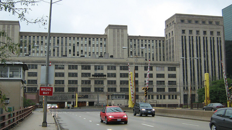 Extra Alarm Fire Reported At Old Post Office Building