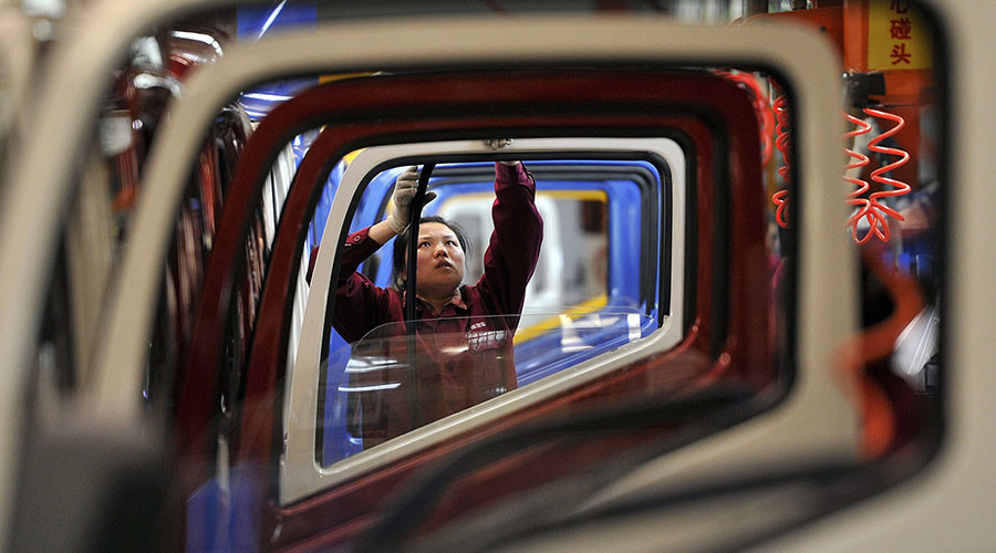 Factory activity in China highest in over 2yrs