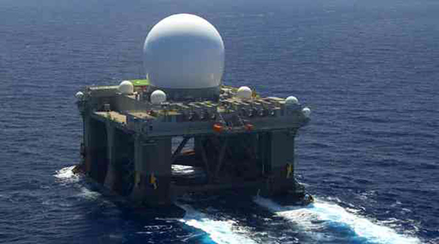US floating SBX radar spent month spying on N.Korea nukes – reports