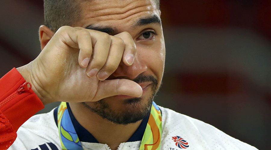 Olympic gymnast Louis Smith suspended for mocking Islam in video