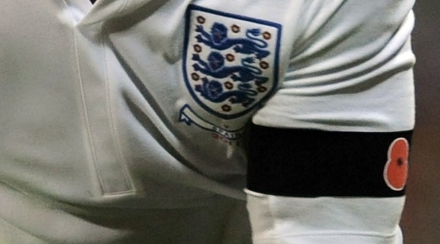 Row sparked over FIFA poppy ban for England and Scotland game