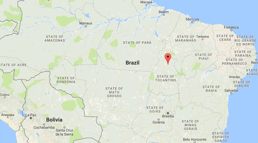 10 killed after grotto with pilgrims collapses in central Brazil