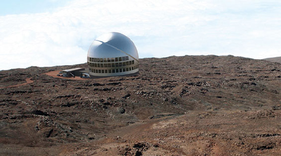 Telescope group chooses Canary Islands as alternative to Hawaii