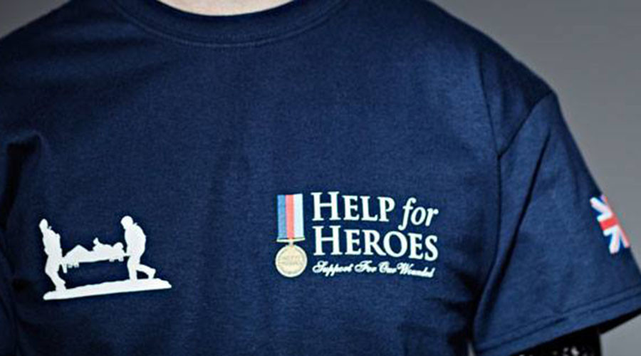 © Help for Heroes Official