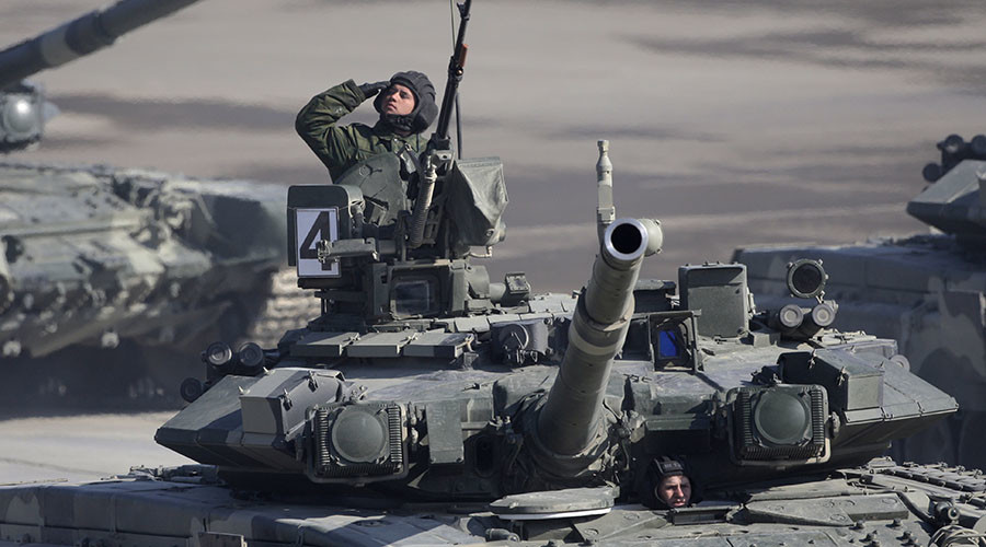 Russia so determined to invade Europe it's slashing defense spending by 30 percent