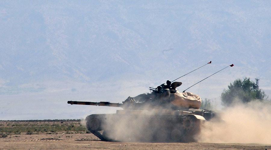 Turkey will be 'dismantled' if invades Iraq, Baghdad warns over Ankara build-up at border