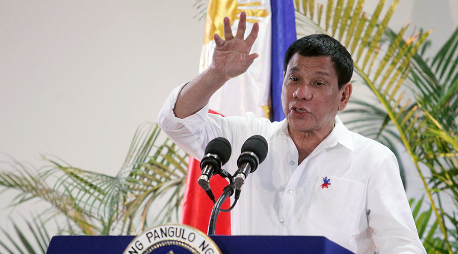 'Fools & monkeys': Duterte slams US for halting rifles sale, promises to turn to Russia & China
