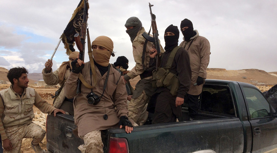 US will never separate its fighters from 'Islamists' because it depends on them