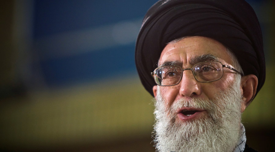 'US is liar, cheater & stabber in the back': Iranian leader rules out talks with Washington
