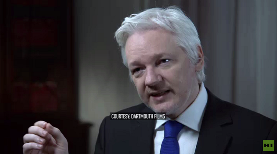 Julian Assange says ISIS and Clinton Foundation funded by same bankers