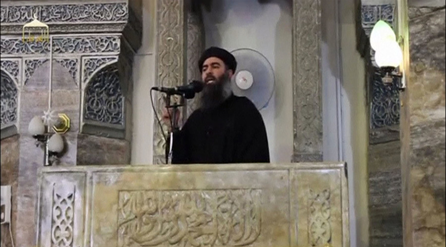 British spies say ISIS leader escaped Mosul as Iraqi forces stormed city