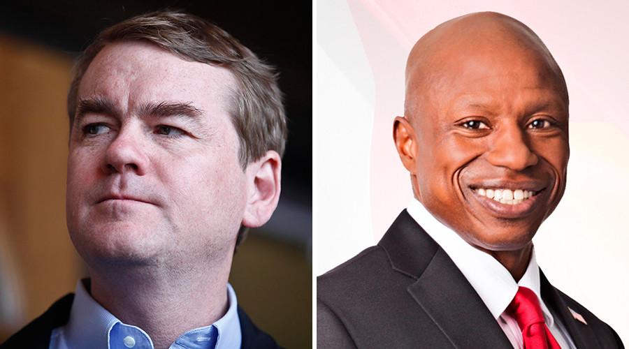 Colorado: Senator Michael Bennet (D, incumbent) vs. Darryl Glenn (R) © Reuters / electdarrylglenn.com