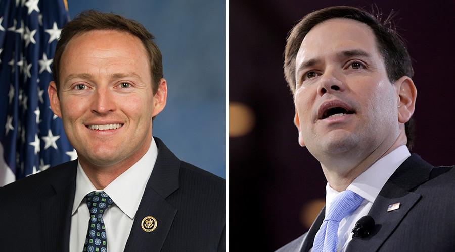 Florida: Representative Patrick Murphy (D) vs. Senator Marco Rubio (R, incumbent) © wikipedia.org / Reuters