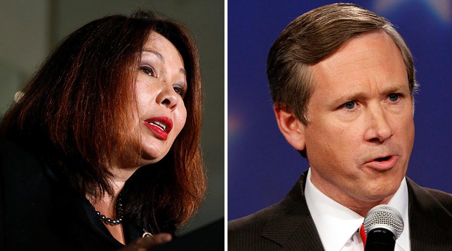 Illinois: Representative Tammy Duckworth (D) vs. Senator Mark Kirk (R, incumbent) © Reuters