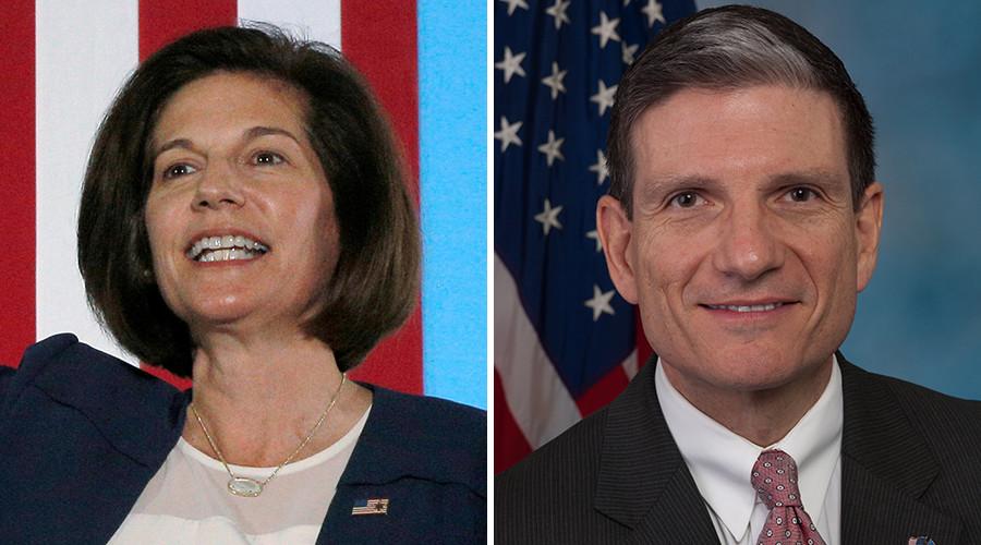 Nevada (open): former state Attorney General Catherine Cortez Masto (D) vs. Representative Joe Heck (R) © Reuters / wikipedia.org