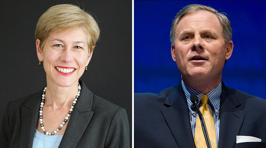 North Carolina: former state Representative Deborah Ross (D) vs. Senator Richard Burr (R, incumbent) © wikipedia.org / Reuters