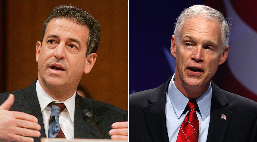 Wisconsin: former Senator Russ Feingold (D) vs. Senator Ron Johnson (R, incumbent) © Reuters