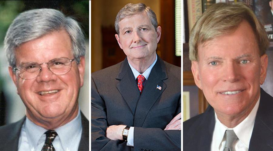 Louisiana (open, jungle primary): Public Service Commissioner Foster Campbell (D) vs. state Treasurer John Kennedy (R) vs. David Duke (R)