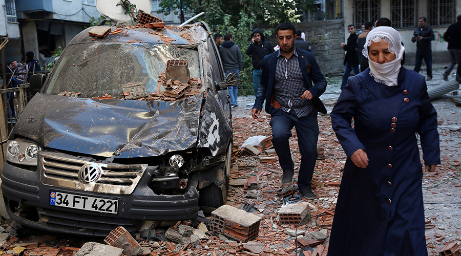 ISIS claims responsibility for Diyarbakir bombing as Turkish govt blames Kurds