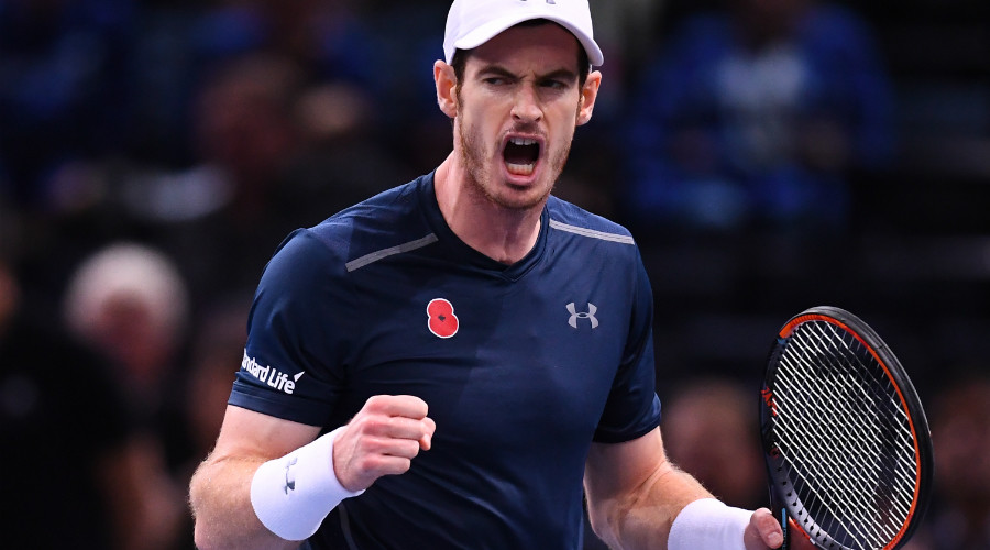 Britain's Andy Murray © Franck FIfe